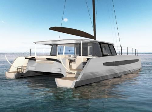 Kinetic Catamarans KC54