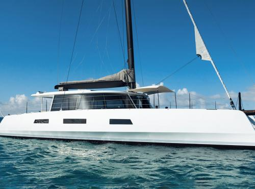 Kinetic Catamarans KC62