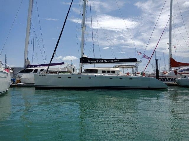 Fountaine Pajot Marquises 53